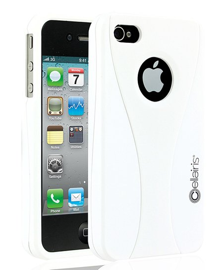 White Breya Case for iPhone 4/4S