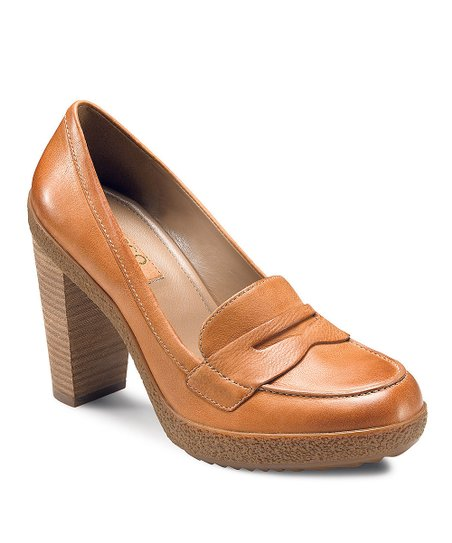 Amber Nomane Loafer Pump