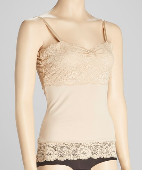 Nude Lace Fascination Shaper Camisole