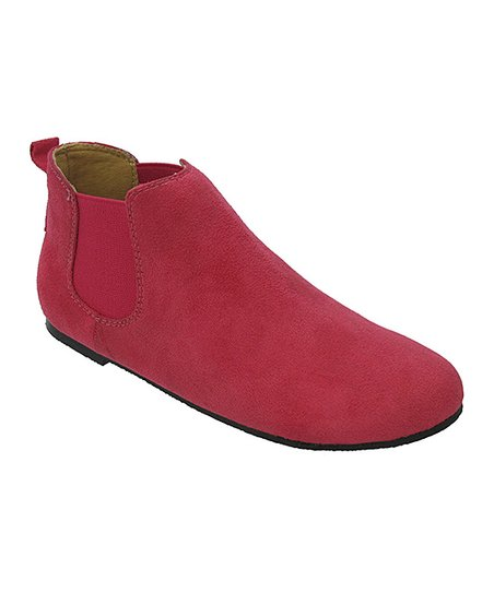 Fuchsia Katty Slip-On Shoe