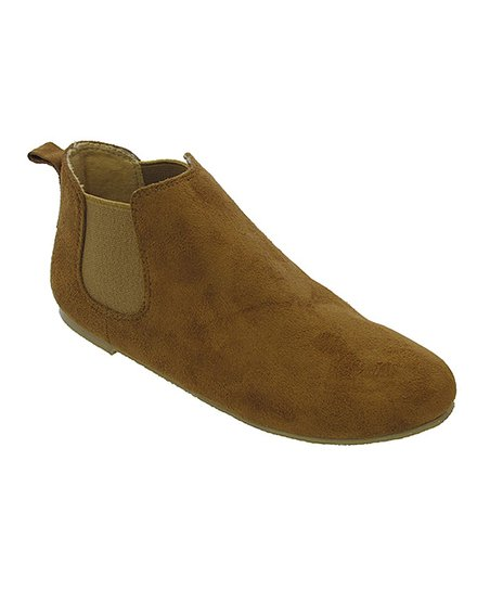 Rust Katty Slip-On Shoe