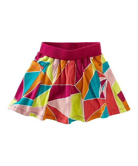 Fruit Punch Bo-Kaap Twirl Skort - Infant & Toddler