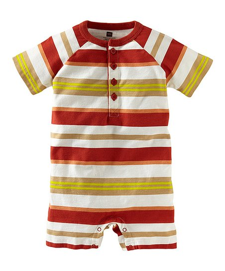 Brick Surf Beach Henley Rompe - Infant