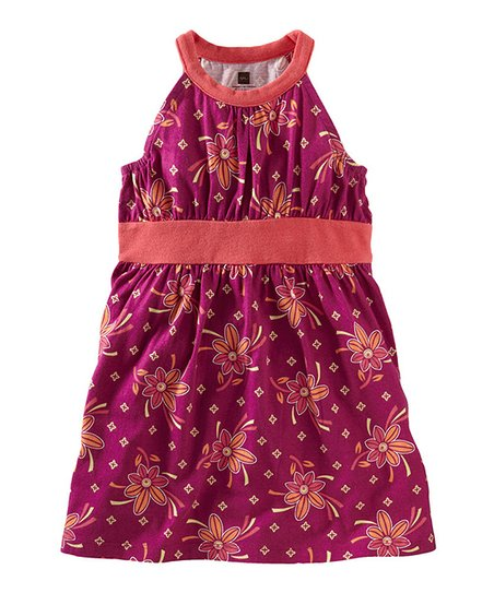 Fruit Punch Venda Yoke Dress - Infant & Girls