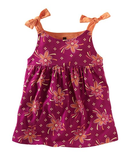 Fruit Punch Venda Tie Tunic - Infant & Girls