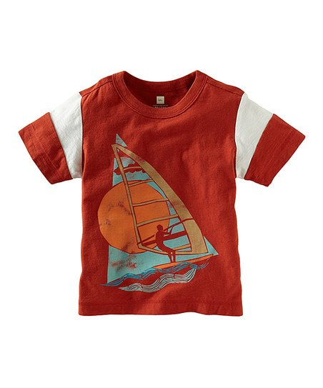 Brick Windsurfer Tee - Boys