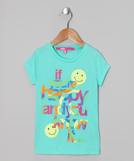 Jade 'If You're Happy' Tee