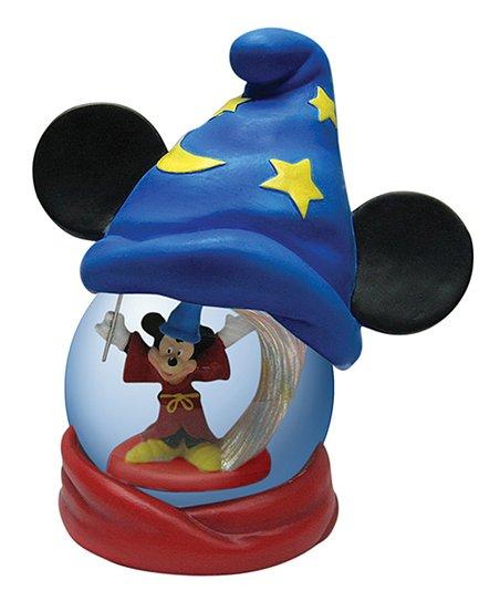 Mickey The Sorceror Snow Globe