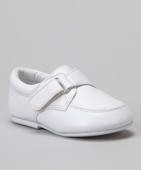 White Wawa Shoe - Boys