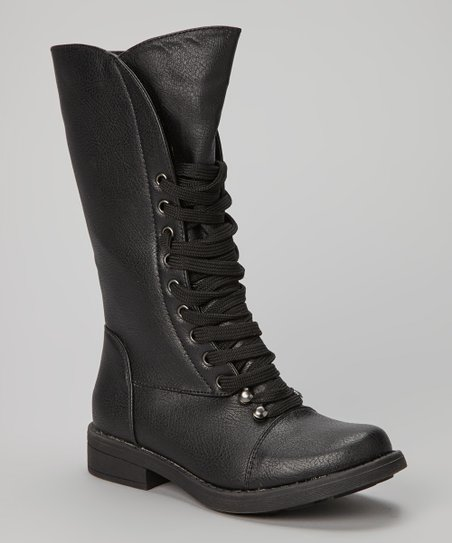 Black Andrea Boot