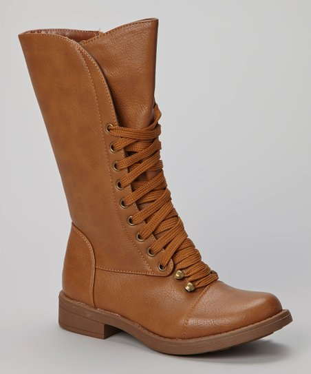 Tan Andrea Boot