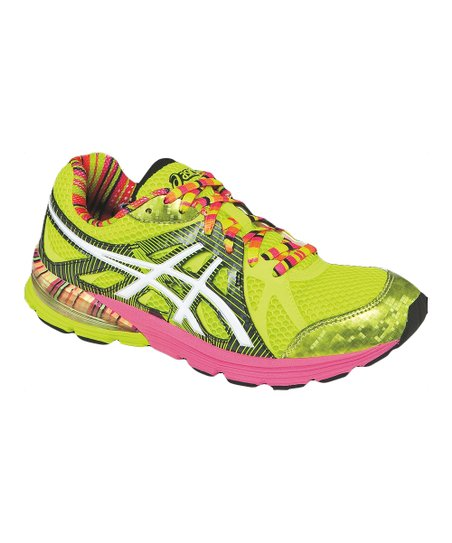 Yellow Preleus GEL® Running Shoe - Women