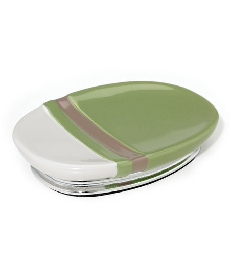 Sage Chantelle Soap Dish
