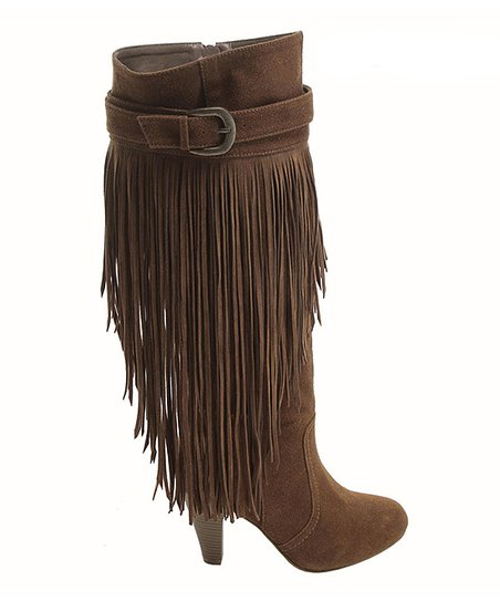 Chestnut Rodeo Boot