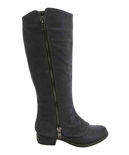 Black Whistler Boot