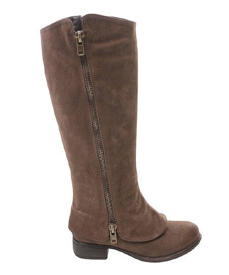Brown Whistler Boot