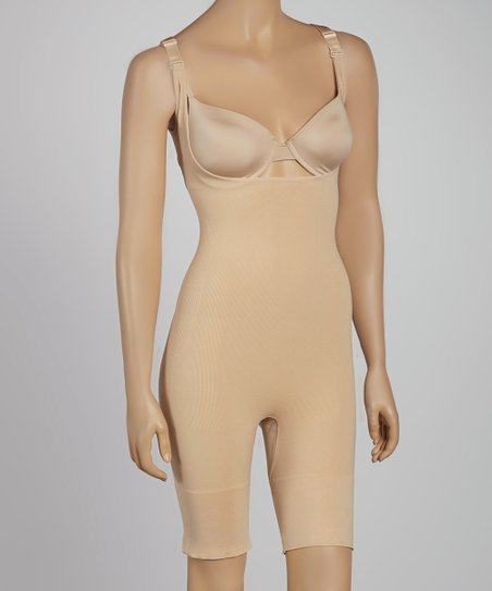 Nude Seamless Full-Body Shaper