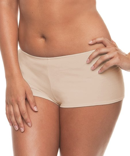 Blush Boyshorts - Plus