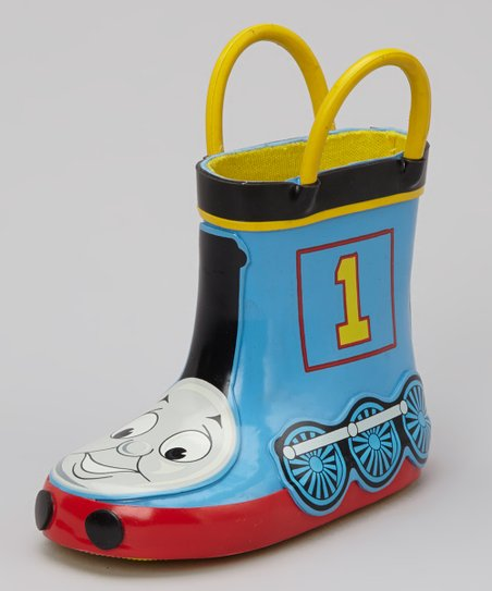 Blue Thomas Rain Boot