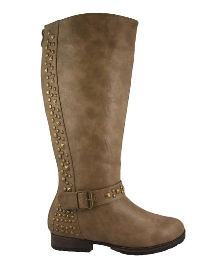 Stone Studded Margie Boot