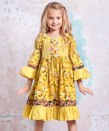 Bee Marquee Dress - Infant, Toddler & Girls