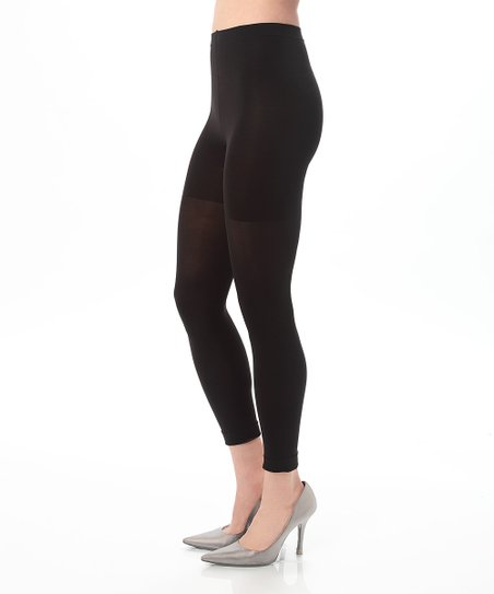 SPANX® Footless Tight-End Tights® - Black