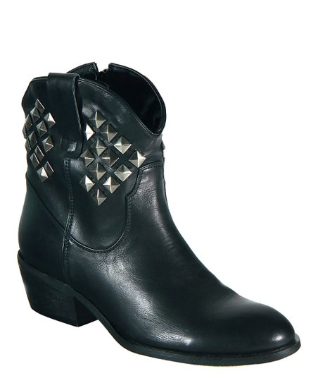 Black Dallas Ankle Boot
