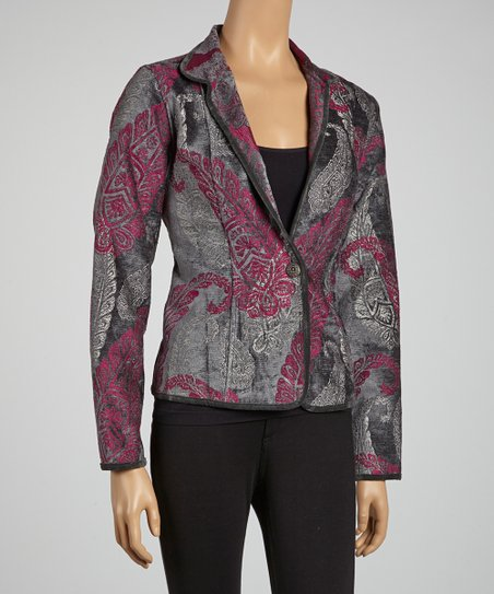 Framboise Reversible Jacket