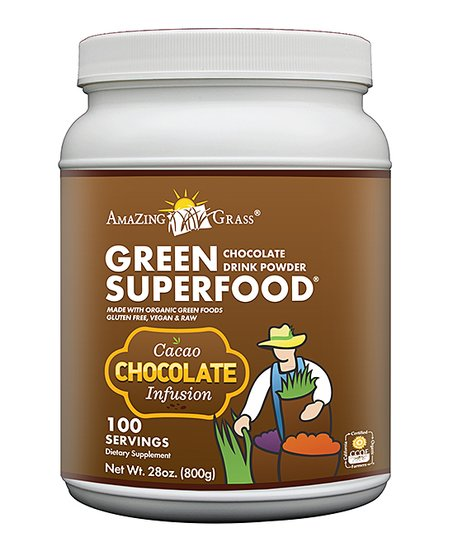 Chocolate Green SuperFood – 100 Servings