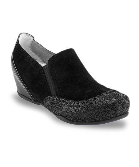 Black Allure Wedge - Women