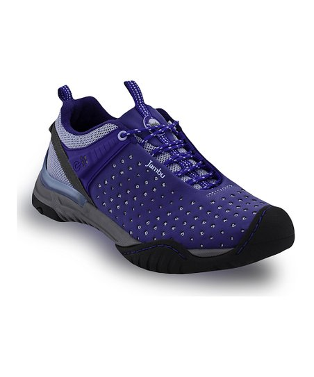 Blue Ambient Walker Sneaker - Women