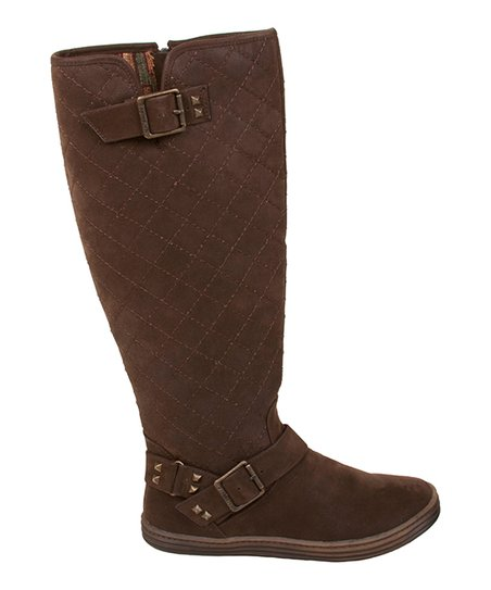 Dark Brown Fawn Reggie Boot