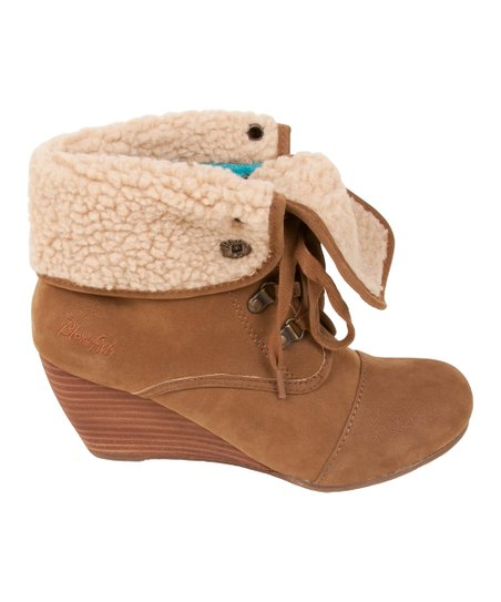 Earth Fawn Buster Ankle Boot
