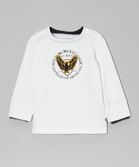 White Eagle Cuff Tee - Infant