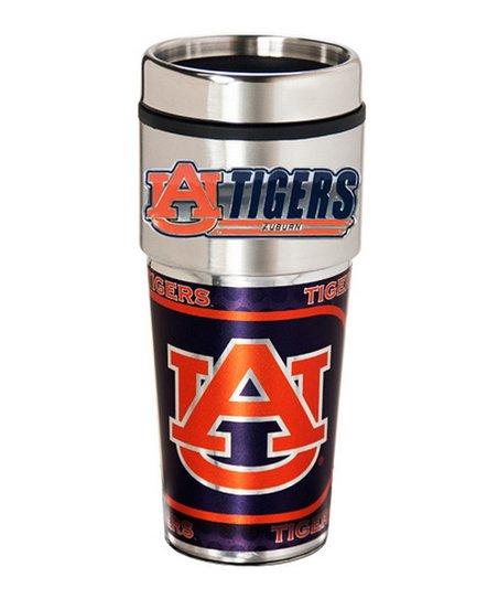 Auburn Tigers Travel Tumbler