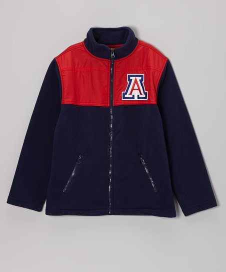 Arizona Wildcats Fleece Jacket - Kids