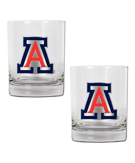 Arizona Rocks 14-Oz. Glasses - Set of Two