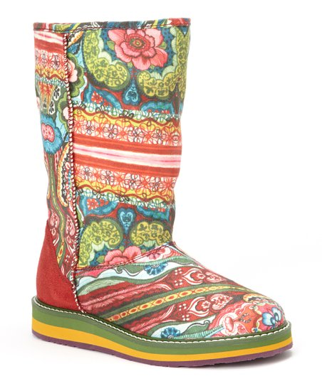 Willow Muñeca Boots