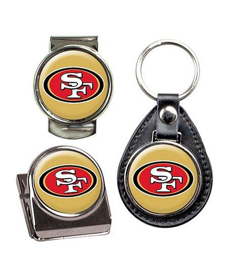 San Francisco 49ers Key Chain Set