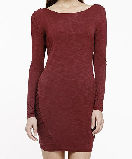 Port Shaper Long-Sleeve Dress - Women & Plus