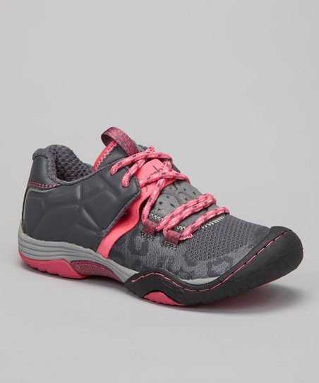 Gray Agami All-Terrain Shoe - Girls