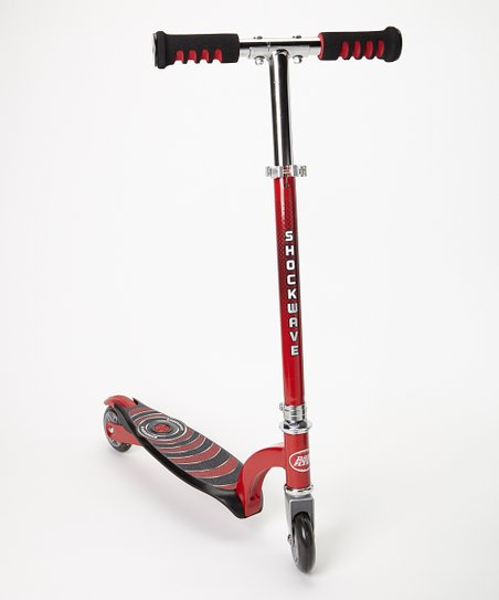 Shockwave Suspension Scooter