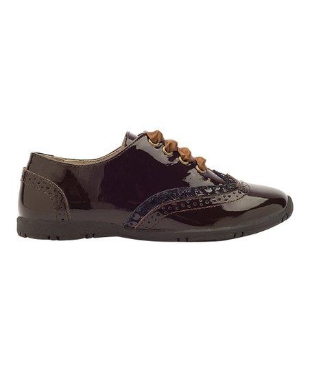 Chocolate Charlize Dress Shoe