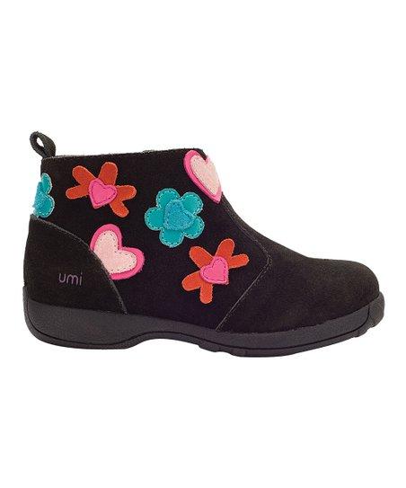 Black Ranna Ankle Boot