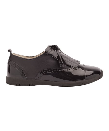 Black Tyra Dress Shoe