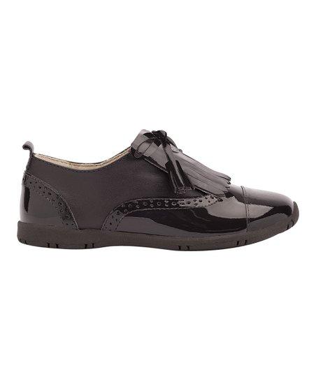 Black Tyra Dress Shoe