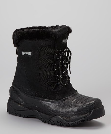 Black Sparrow Boot - Women