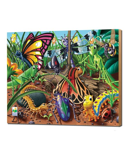 Bug Life Lift & Discover Puzzle Set