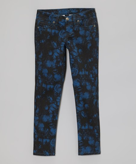 Black & Blue Baltic Jeans - Girls