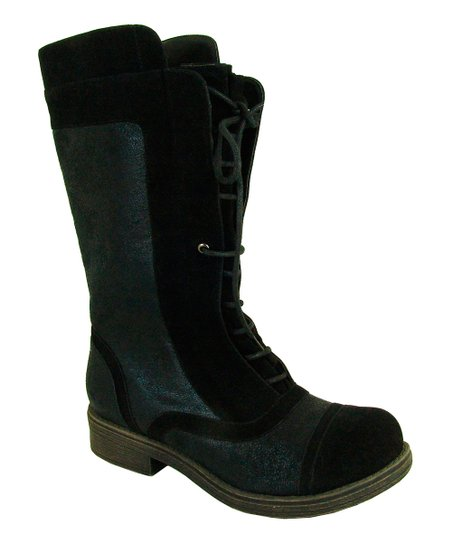 Black Raggae Boot